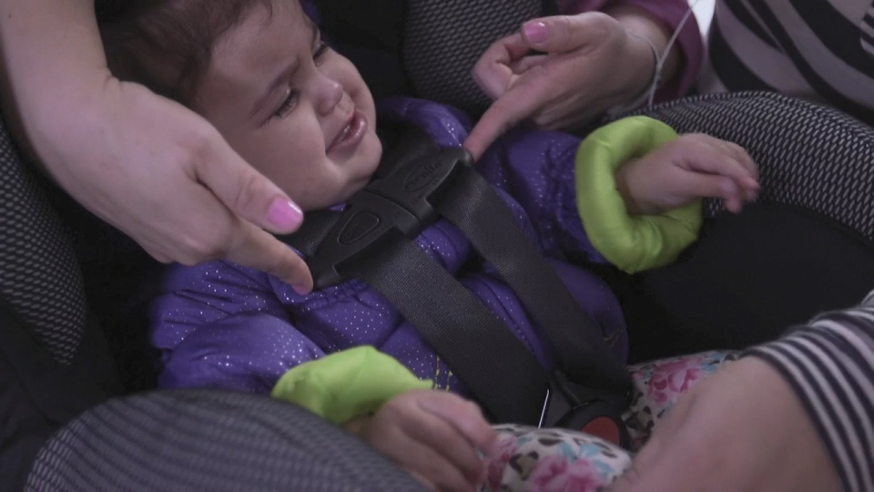 Bulky jackets and car seats can be a deadly combination.