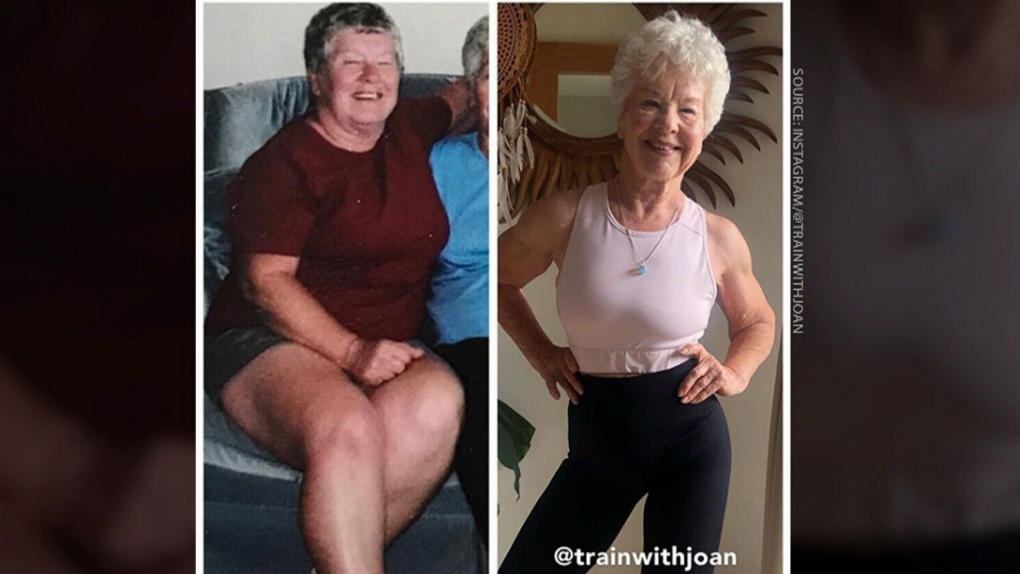 How A 73 Year Old Fitness Phenom Lost 29 Kilos And Built Muscle Naturally Ctv News How to get fit counting macros (skinny fat). how a 73 year old fitness phenom lost