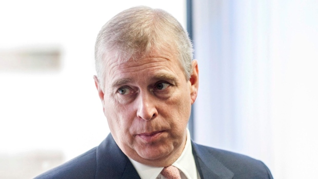 Prince Andrew is served accuser's sexual assault lawsuit in U.S.