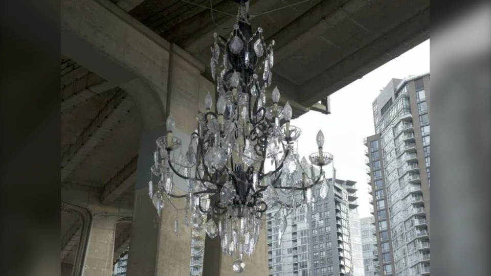 Chandelier Vancouver