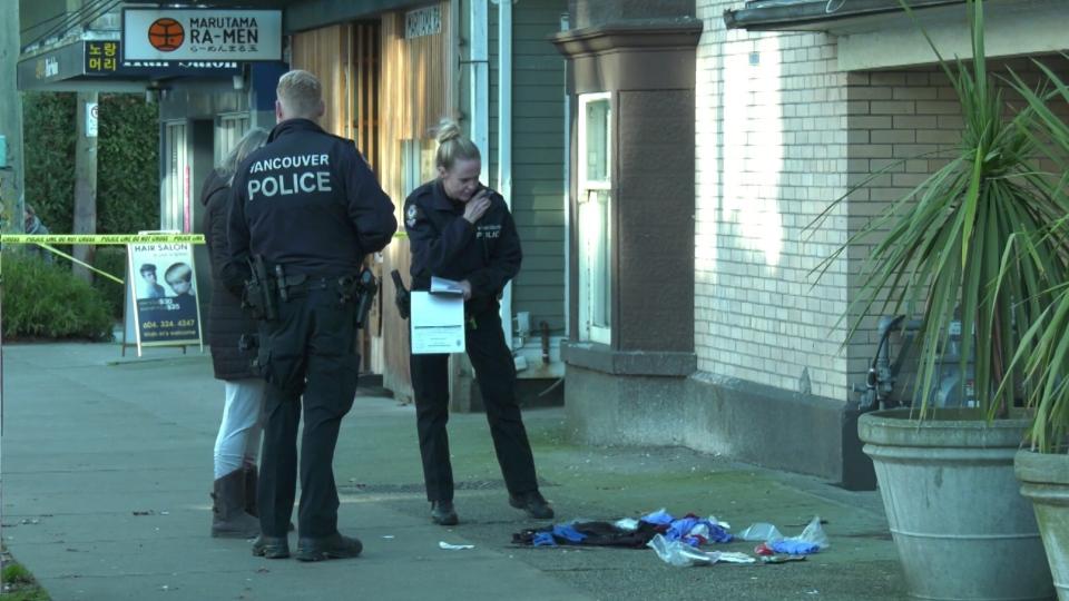 Bidwell police