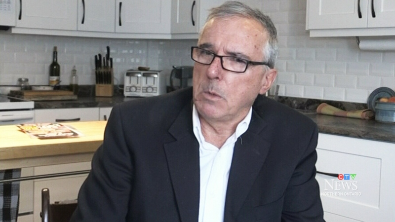 Ray Goulet, president of the Greater Sudbury Landlord Association, told CTV News times are tough for landlords as well, and that they need to be paid. (File)