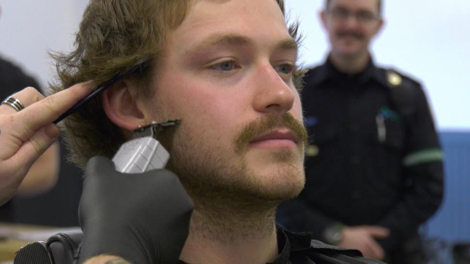 Tyler Smith, Humboldt Broncos, Movember