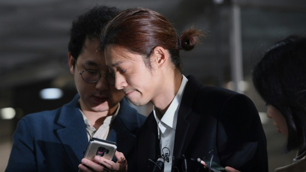 K-pop star jailed for six years for gang rape, spycam crimes