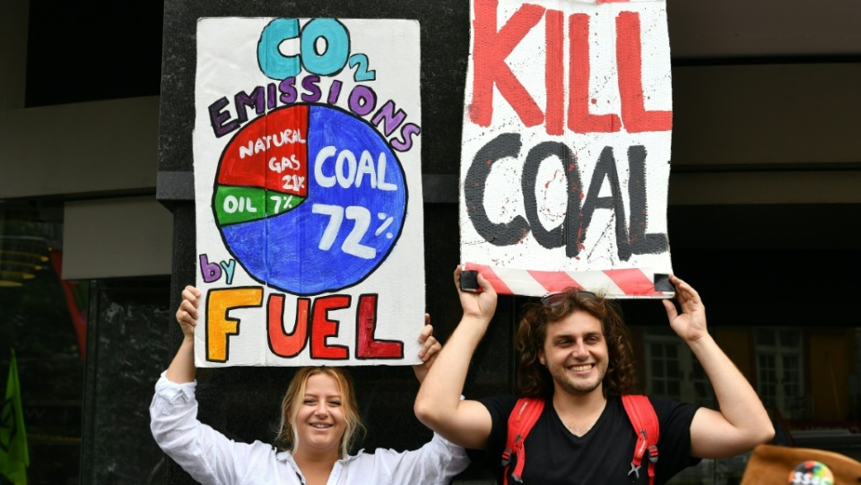 Australia is one of the world's leading coal exporters. (AFP)