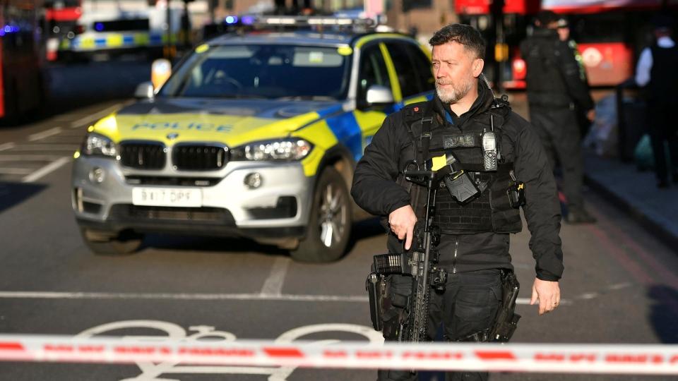 london bridge shooting