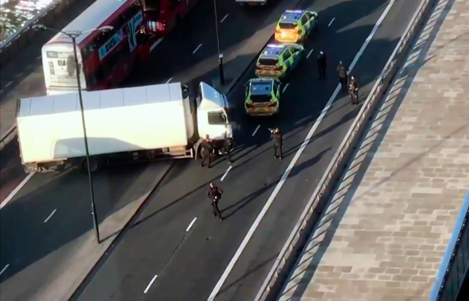 London Bridge incident
