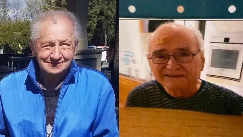 Seniors found