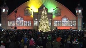 Ottawa Christmas Market is open