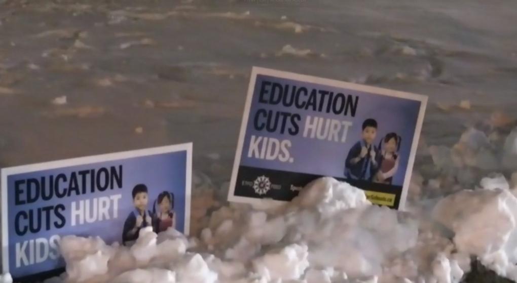 Education Cuts