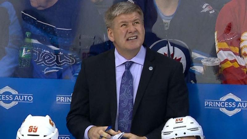 Bye bye Bill: Flames part ways with head coach