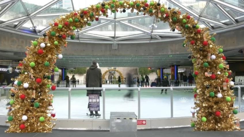 Robson ice rink