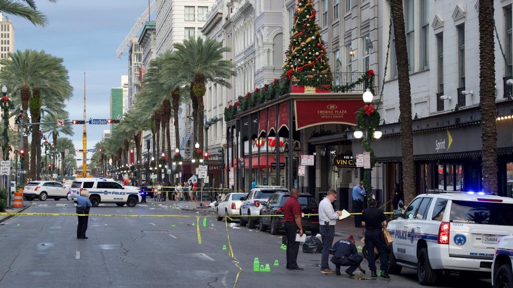 French Quarter shooting