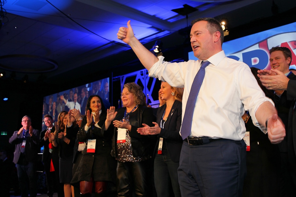 Jason Kenney UCP convention 2019