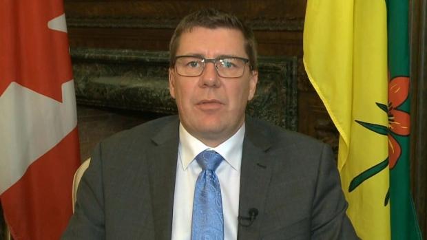 Saskatchewan Premier Scott Moe
