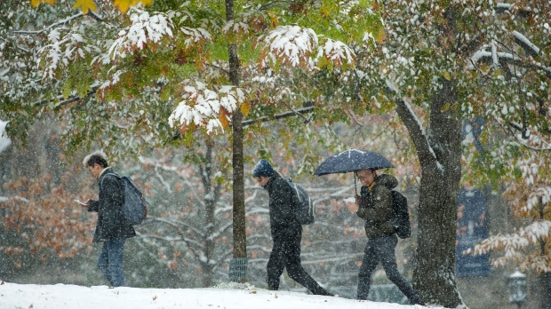 Canada should expect 'milder than normal winter': Dave Phillips