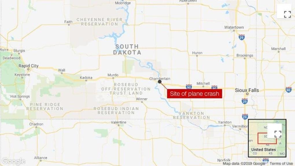 South Dakota airplane crash kills 9 in extended family | CTV ...