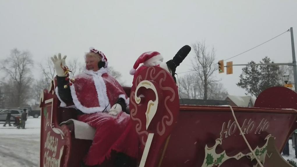 Elmvale Santa Claus Parade