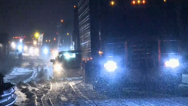 UPDATE: Highway 401 reopened after deadly pileup in Kingston - CTV News
