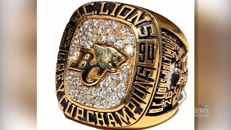 Former BC Lion searching for Grey Cup rings