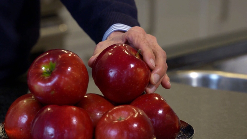 CTV National News: Out of this world apple