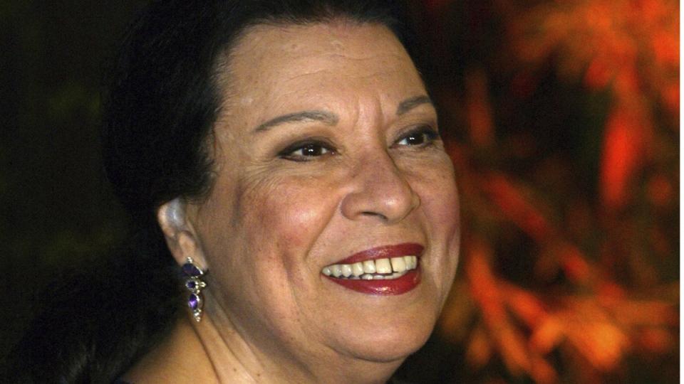 Shelley Morrison in 2002