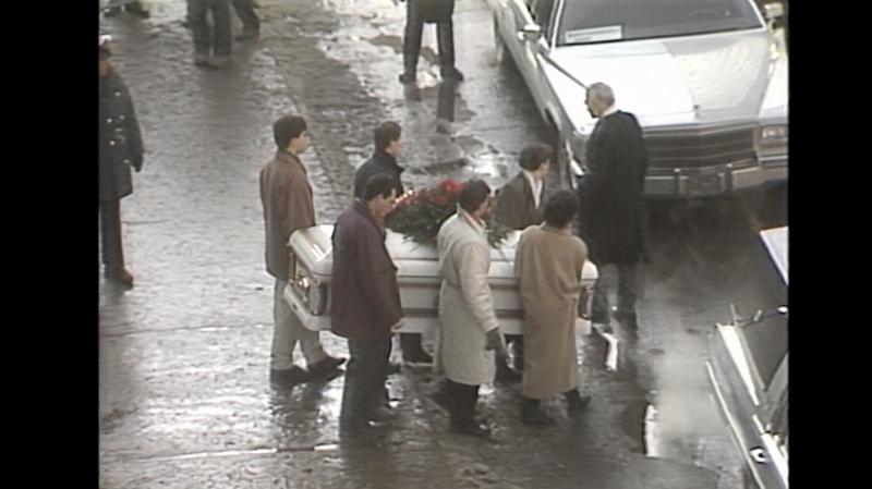 Polytechnique funeral
