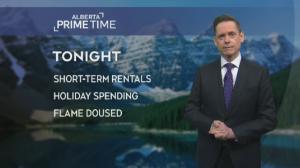 Alberta Primetime Nov 29, 2019