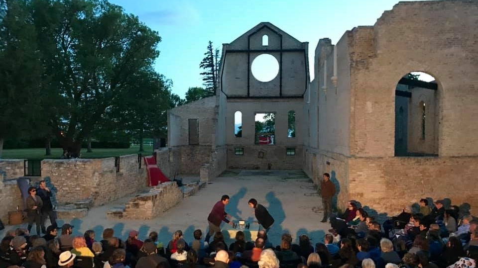 Shakespeare in The Ruins announces 2020 lineup.