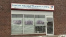 The London Abused Women's Centre is seen in London, Ont. on Monday, Dec. 2, 2019. (Jim Knight / CTV London)