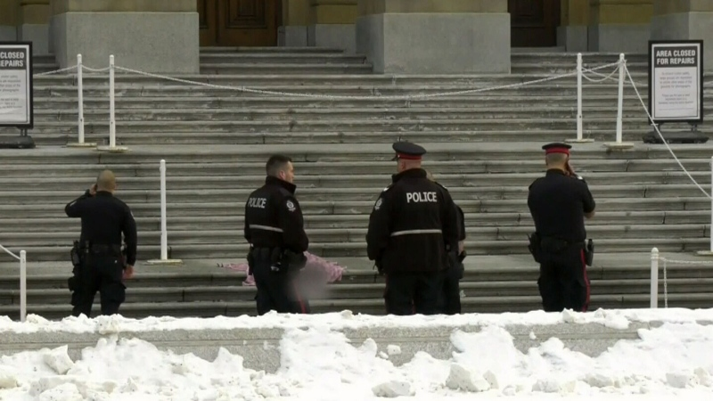 Assembly adjourned after non-criminal shooting