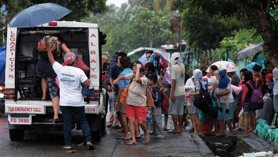 Typhoon Kammuri Philippines