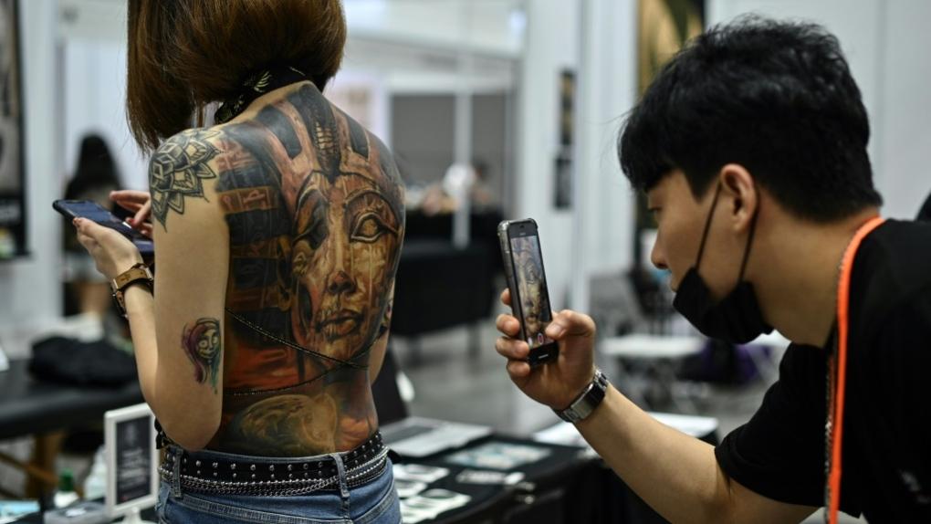 Malaysia Tattoo Expo 2019 - mariubuyana