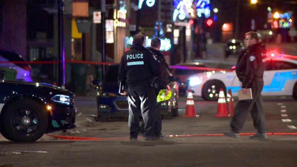 Montreal east end shooting
