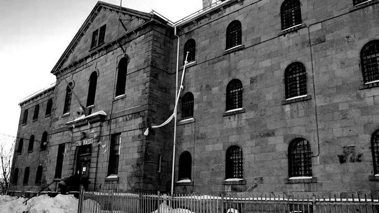 Winter Prison