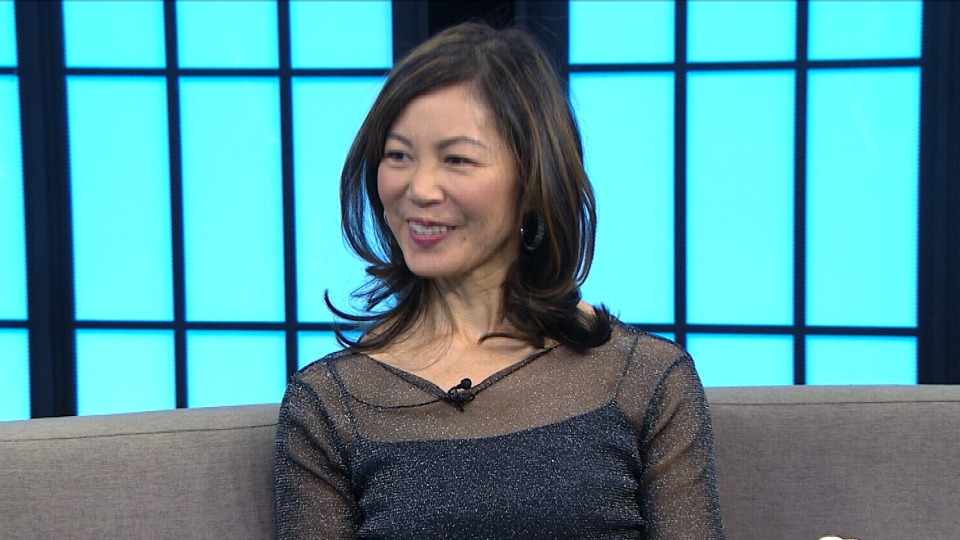 Registered dietitian Sue Mah appears on CTV's Your Morning, Tuesday, Dec. 3, 2019.