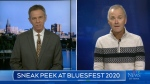 Mark Monahan, Executive Director of Bluesfest tell
