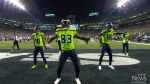 Trending: Seahawks debut funky new touchdown dance