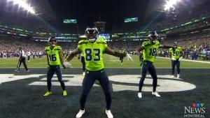 Trending: Seahawks debut funky new touchdown dance