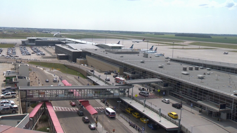 Testing for the clinical trial will begin later this fall, once a site is established inside the Edmonton International Airport. (File photo)