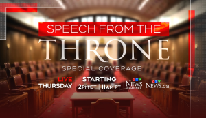 Throne Speech 2019