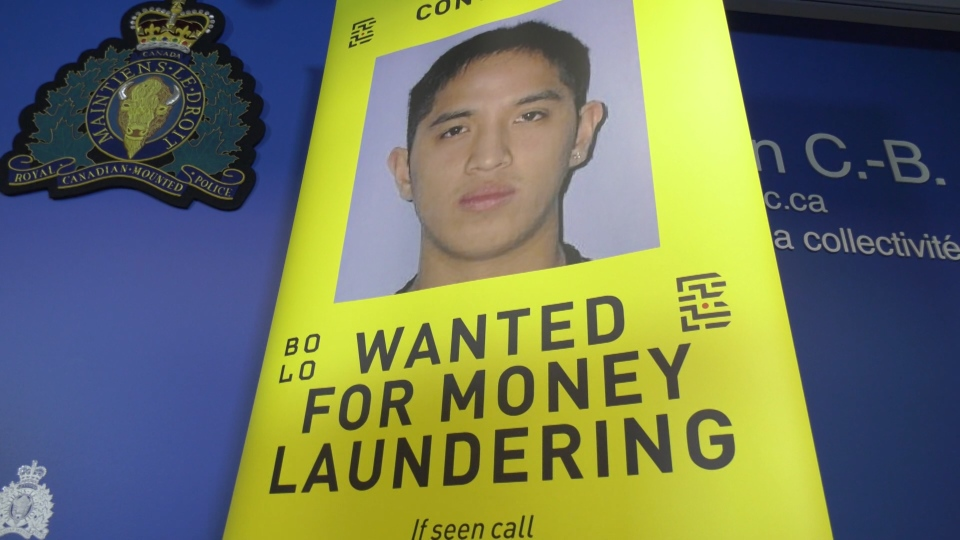 Cong Dinh wanted poster