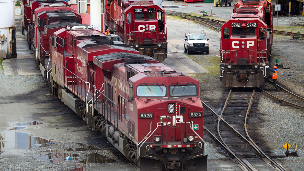 Worker dies at CP Rail yard in Port Coquitlam