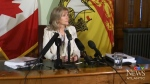 N.B. auditor general releases report