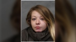 Colbie Harris, 27, is seen in this undated photograph provided by police. (Toronto Police Services)