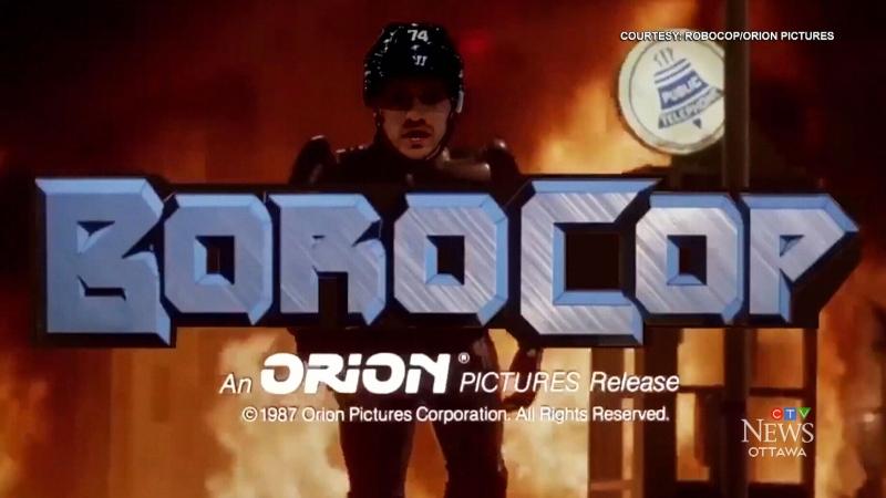 'Borocop' makes citizen's arrest