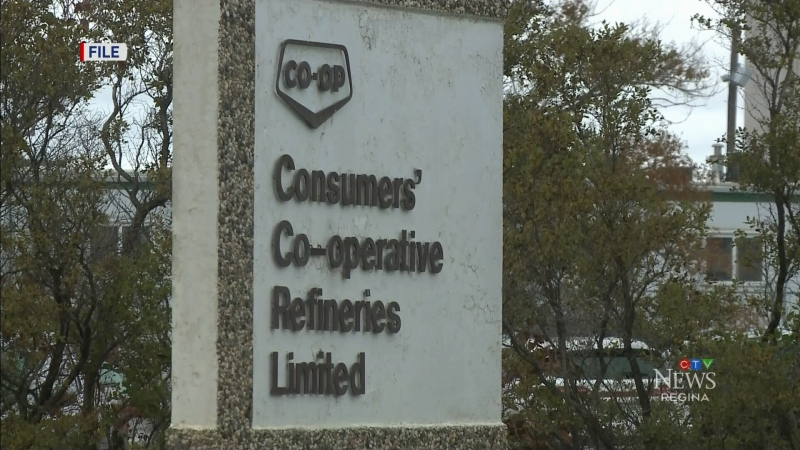 Union issues 48-hour strike notice, Co-op Refinery