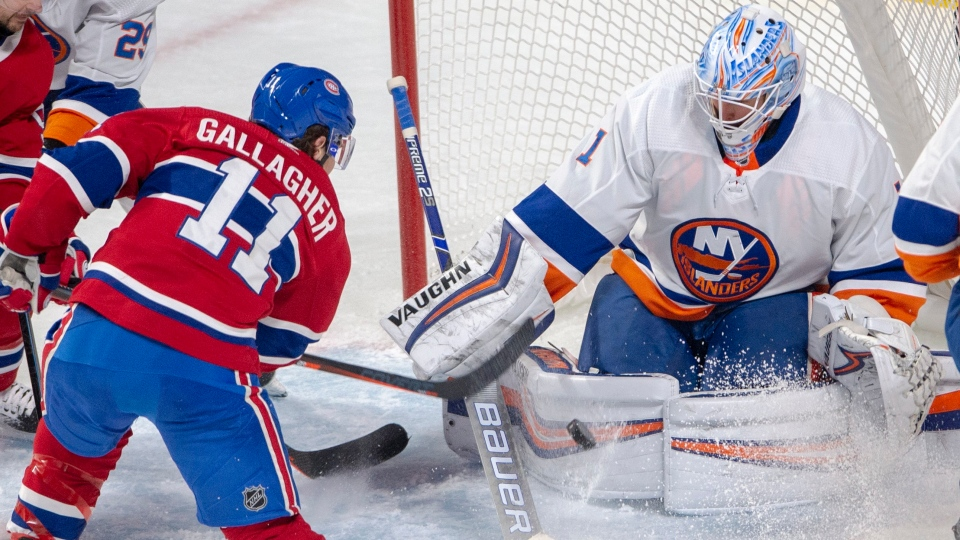 Habs beat Islanders