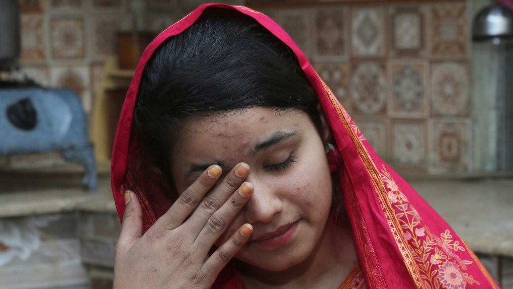 Pakistan Women are being Sold to China as Brides