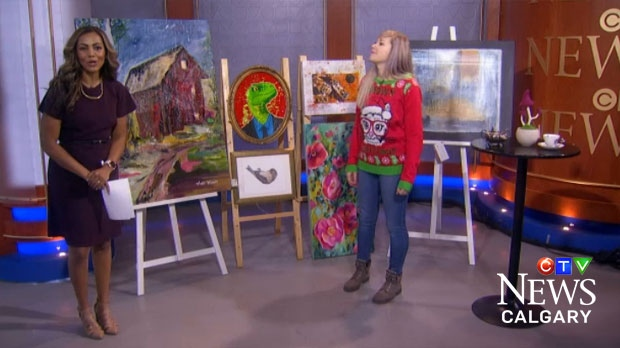 "Curator and Founder Emma Justine joins us with a preview of the 12th annual ""Under $100 Art Show"
